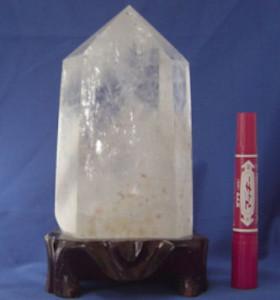 水晶原石ポイント
